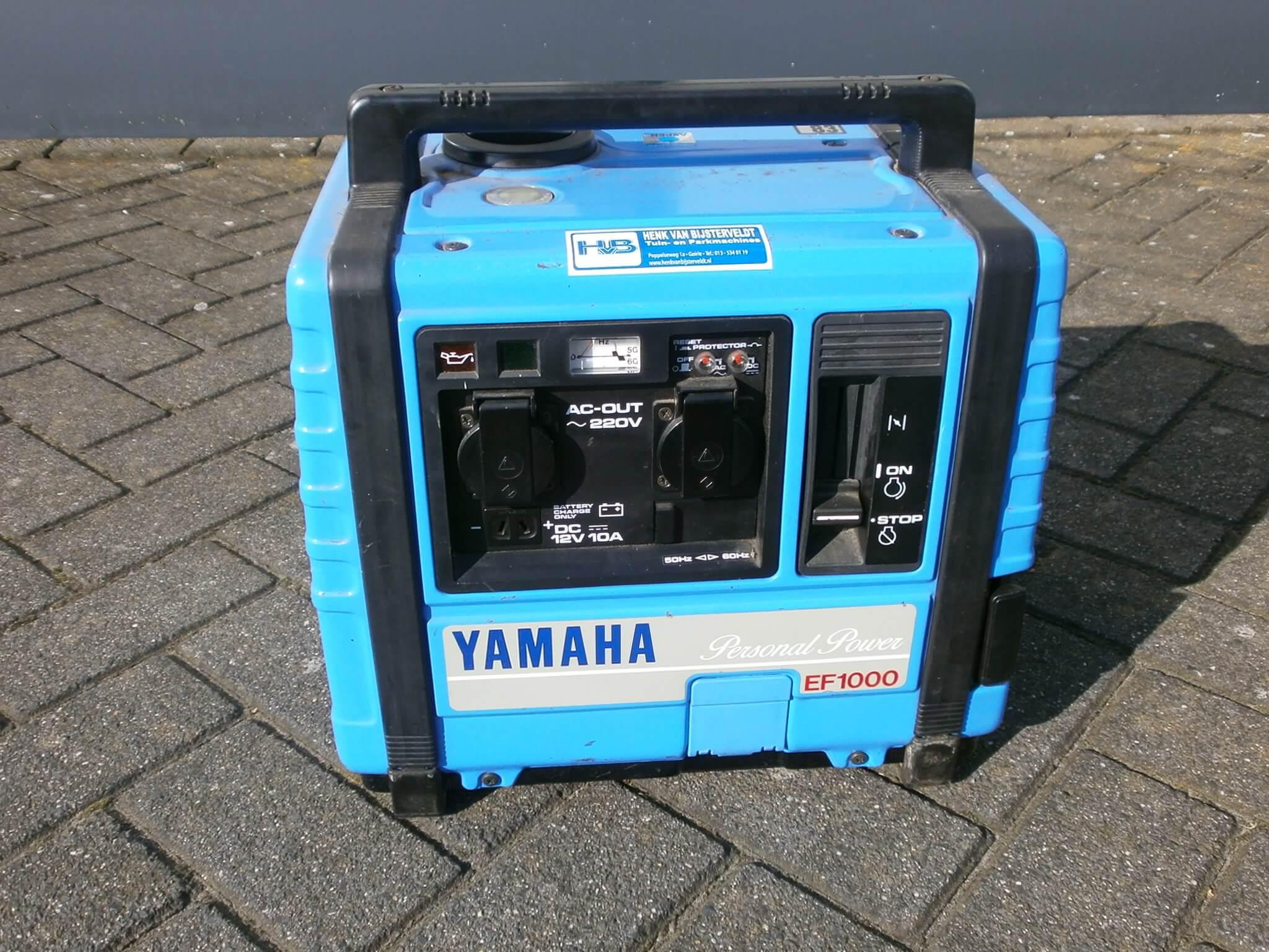 Yamaha EF1000 (2)