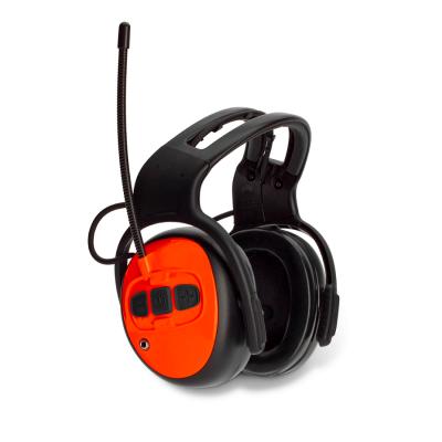 Husqvarna gehoorbescherming met radio
