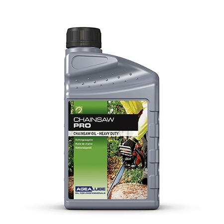 kettingzaag olie pro 1 liter