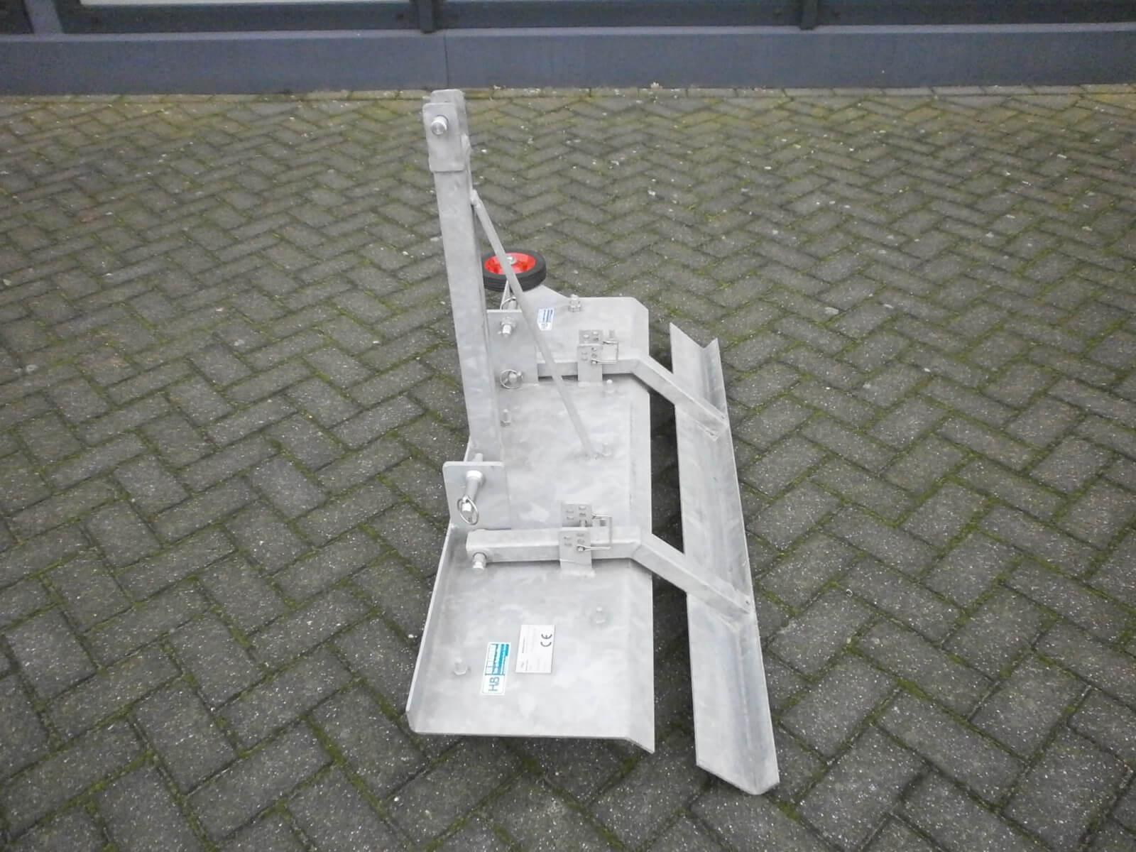 Loma MW120 hoefslagverwijderaar