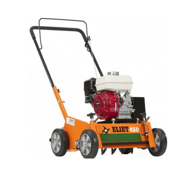 Eliet E450 VM Honda verticuteermachine