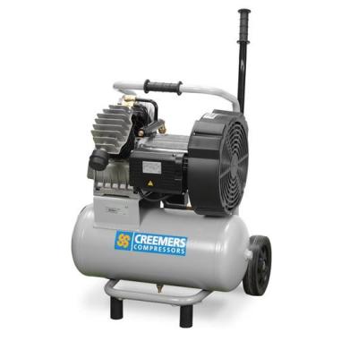 Creemers mobiel 340-25 compressor