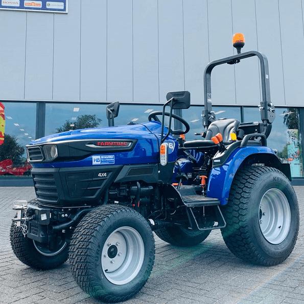 Farmtrac FT26MT-TTS