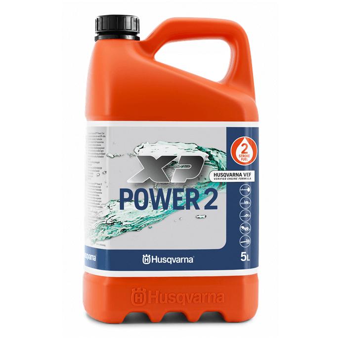 Husqvarna XP Power 2 brandstof