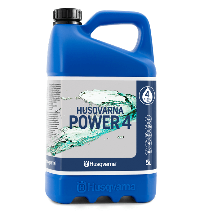 Husqvarna XP Power 4 brandstof