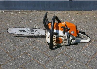 Gebruikte Stihl MS 270 kettingzaag